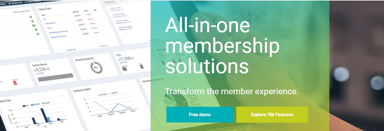 YourMembership offers a virtual event platform for associations to cater to their members.